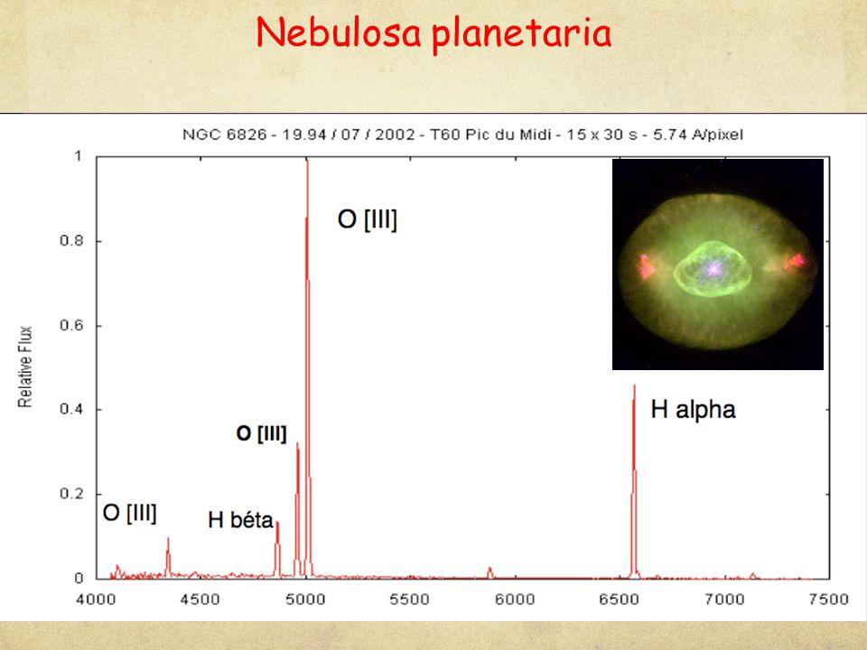 Nebulosa planetaria Blinking nebula o Nebulosa occhiolino (nel cigno)