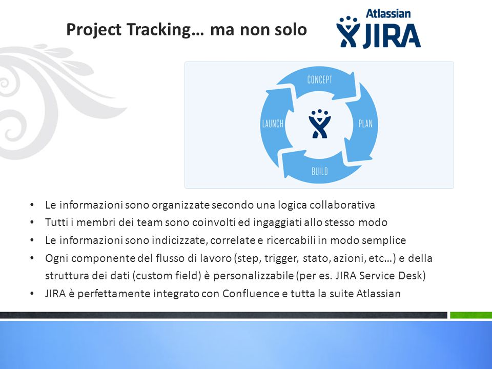 Project Tracking… ma non solo