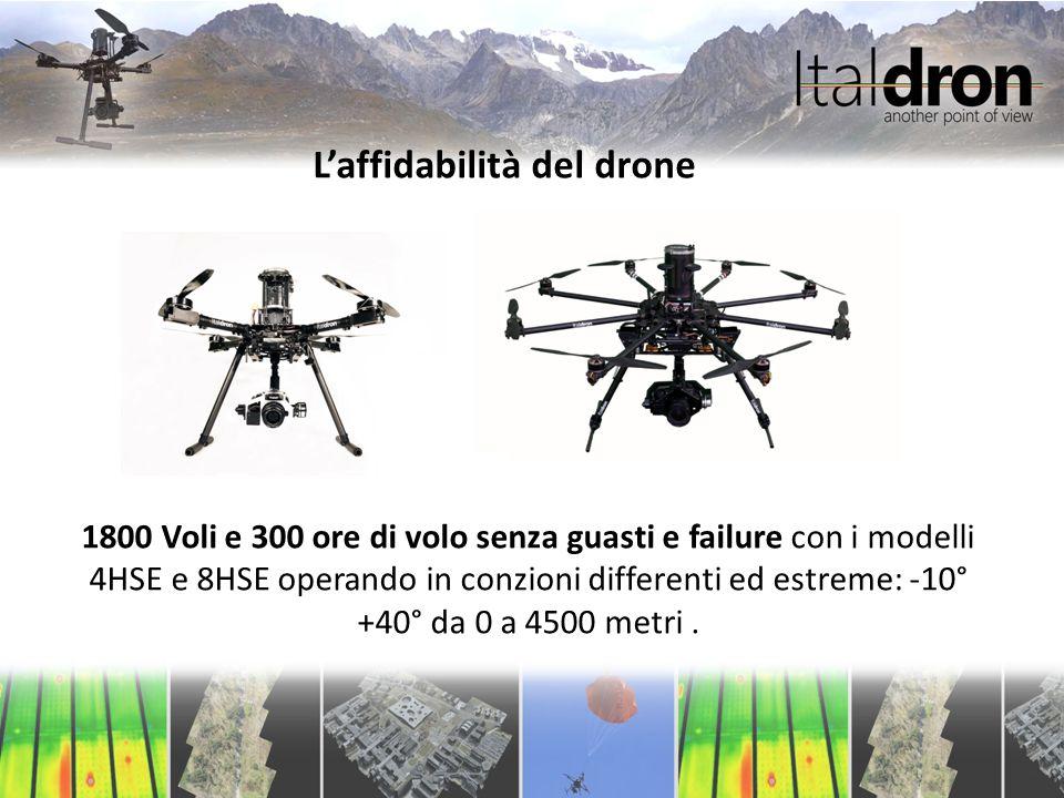 L'affidabilità del drone