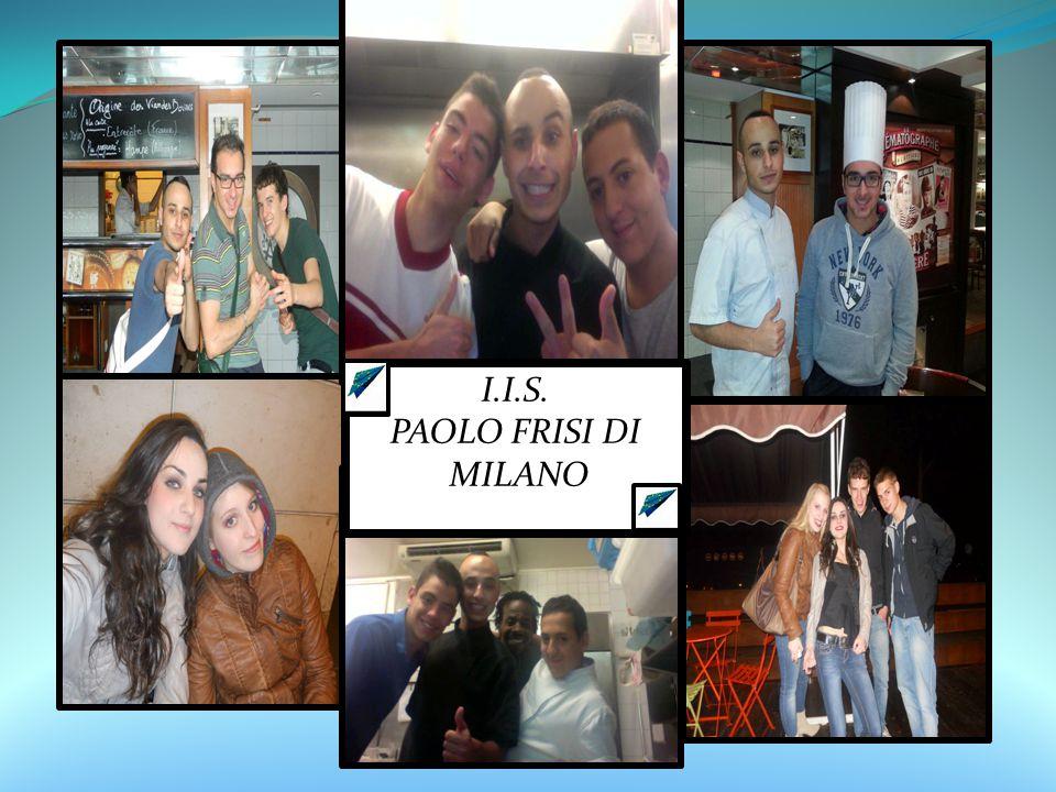 I.I.S. PAOLO FRISI DI MILANO