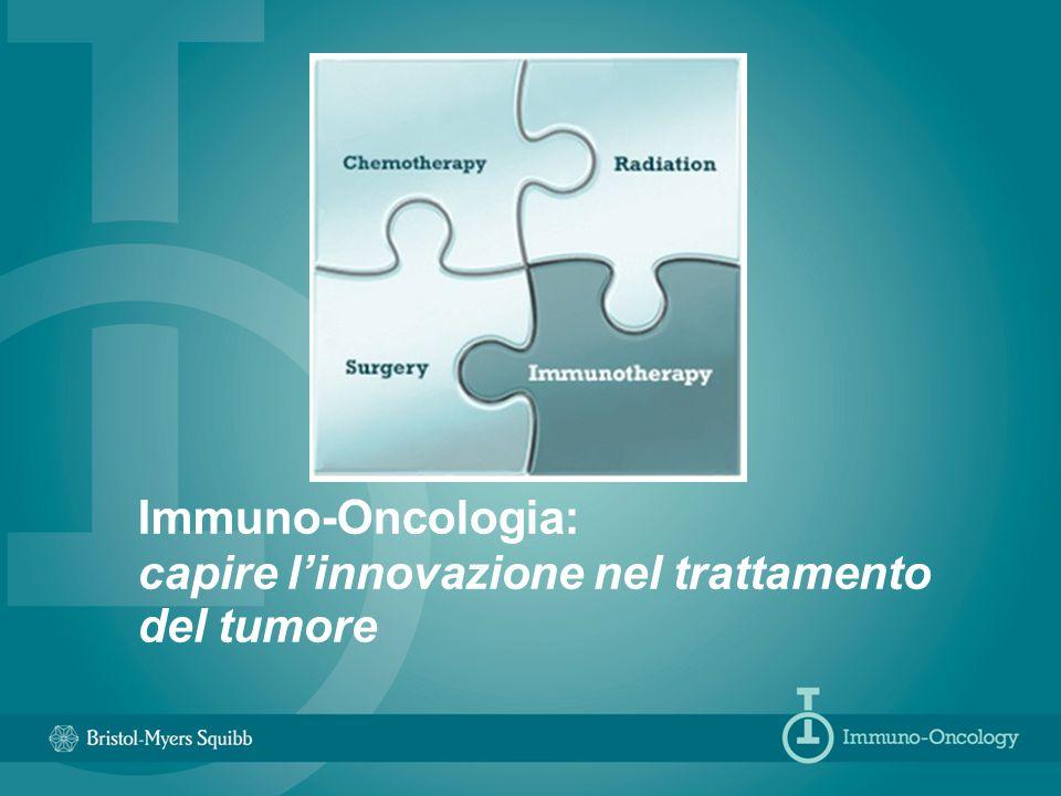 Immuno-Oncologia: capire l'innovazione nel trattamento del tumore