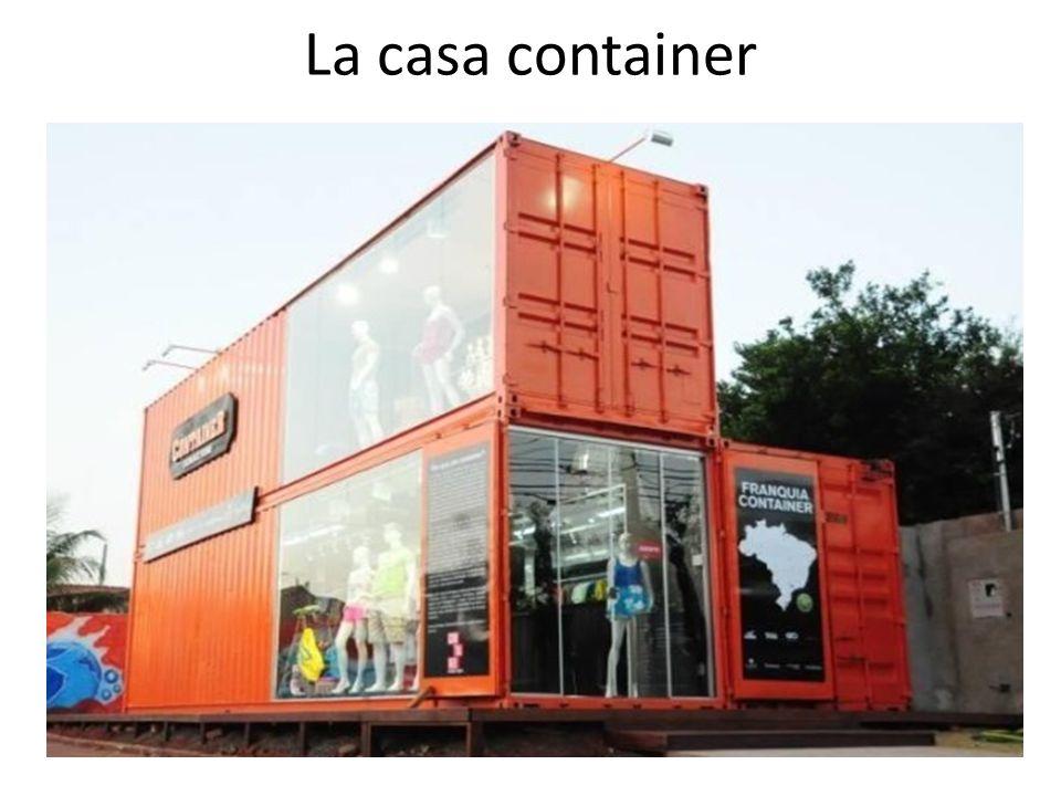 La casa container