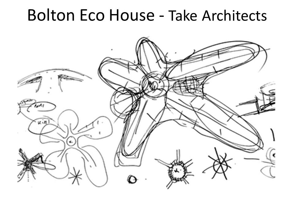 Bolton Eco House - Take Architects