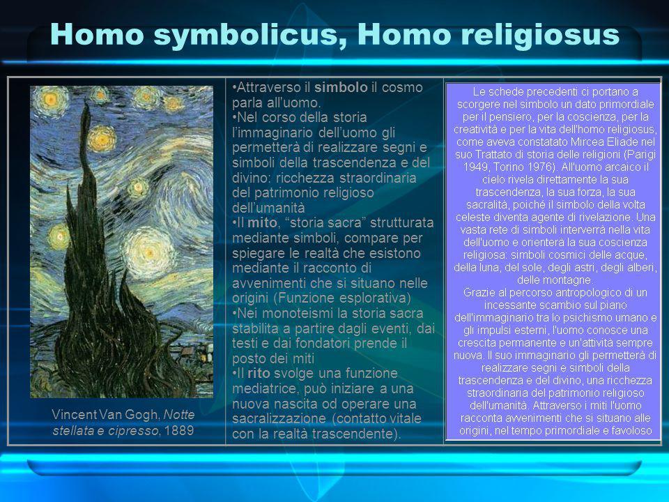 Homo symbolicus, Homo religiosus