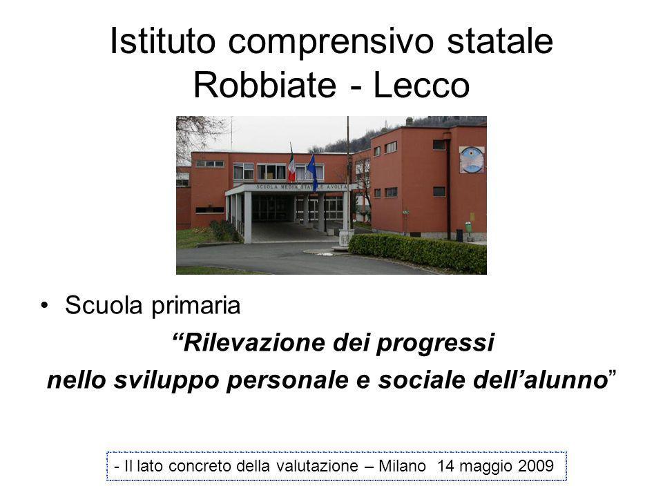 Istituto comprensivo statale Robbiate - Lecco