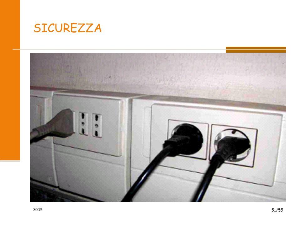 SICUREZZA 2009