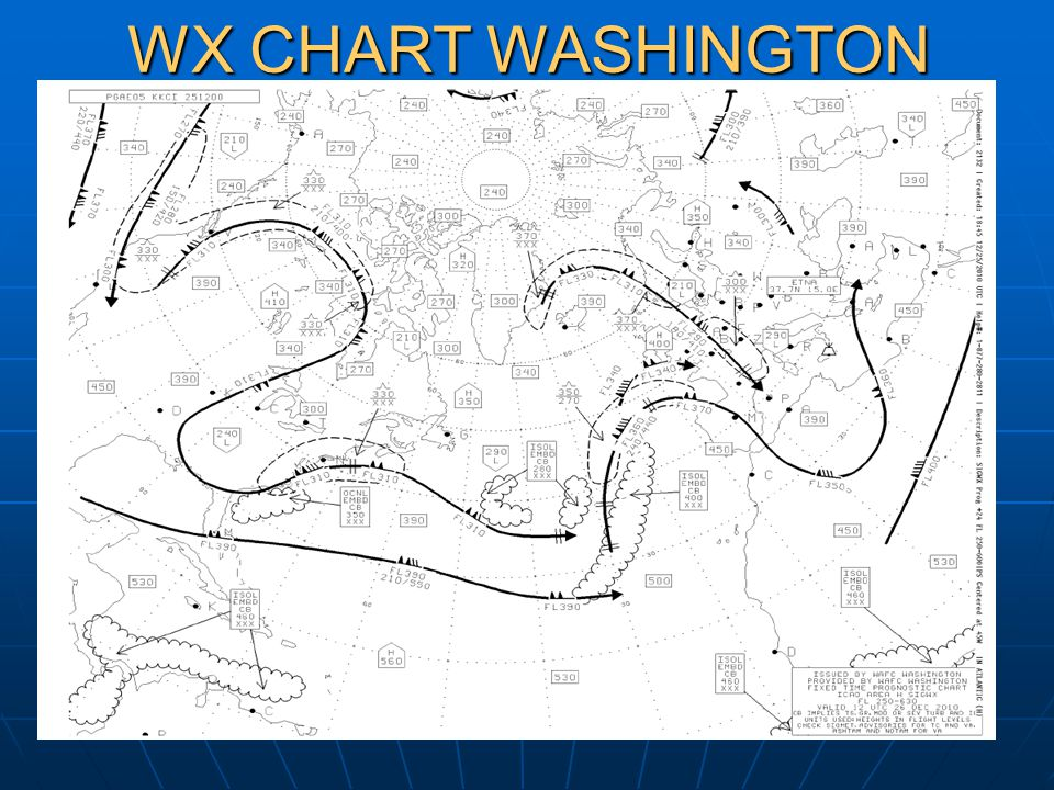 WX CHART WASHINGTON