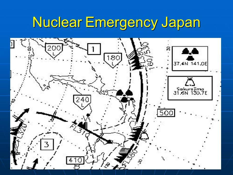 Nuclear Emergency Japan
