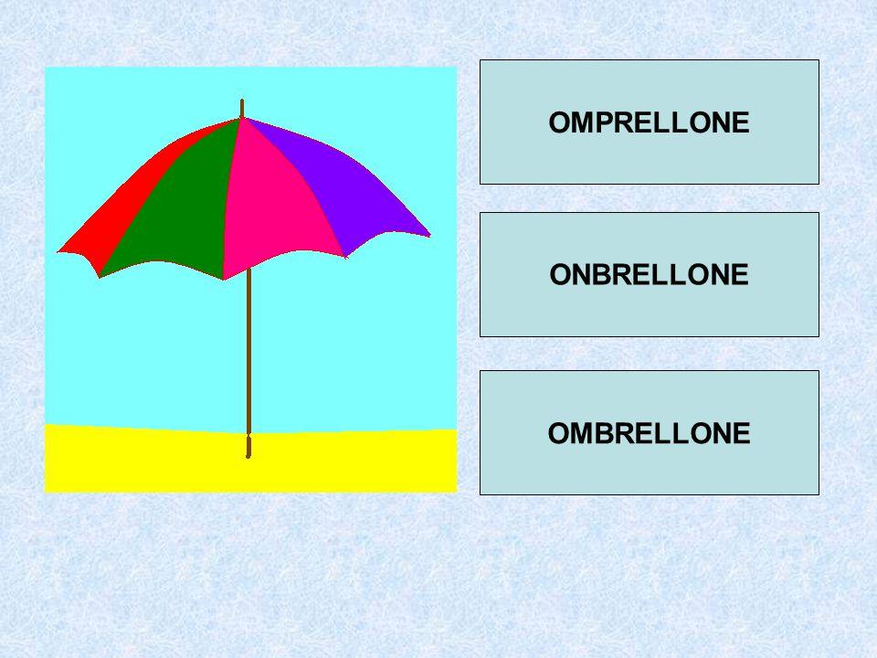 OMPRELLONE ONBRELLONE OMBRELLONE