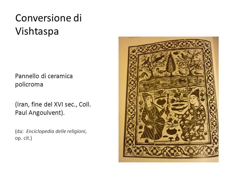 Conversione di Vishtaspa