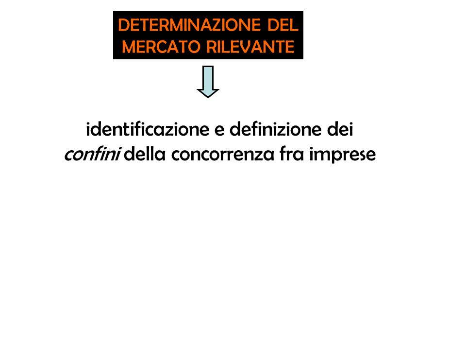identificazione e definizione dei