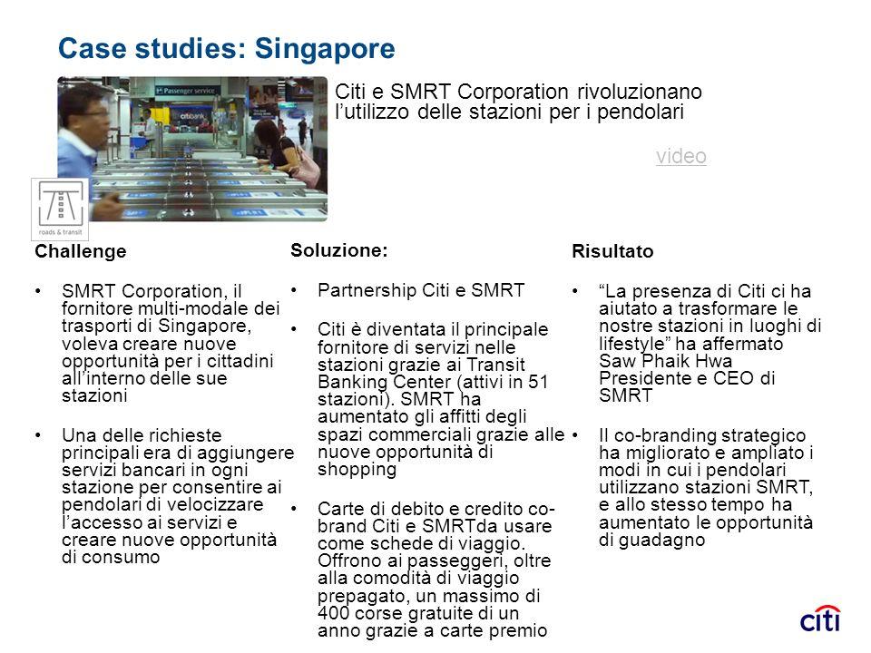 Case studies: Singapore