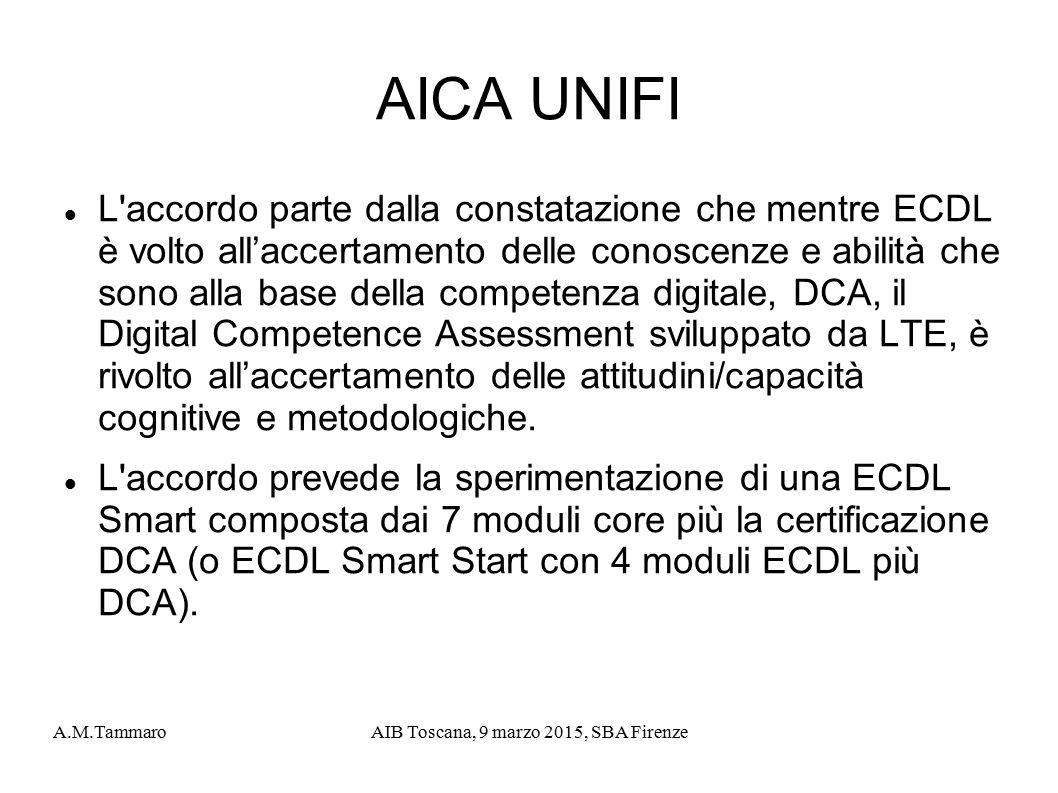 AIB Toscana, 9 marzo 2015, SBA Firenze