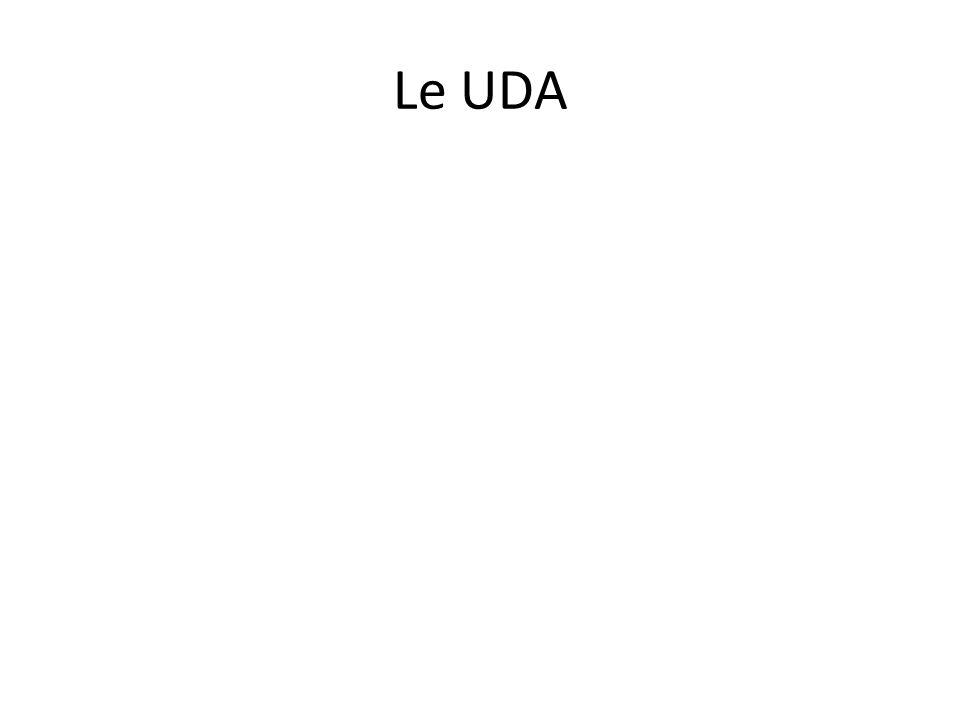 Le UDA