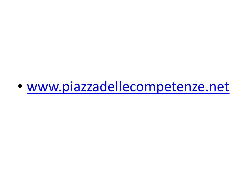 www.piazzadellecompetenze.net