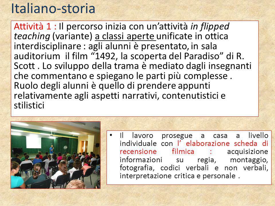 Italiano-storia
