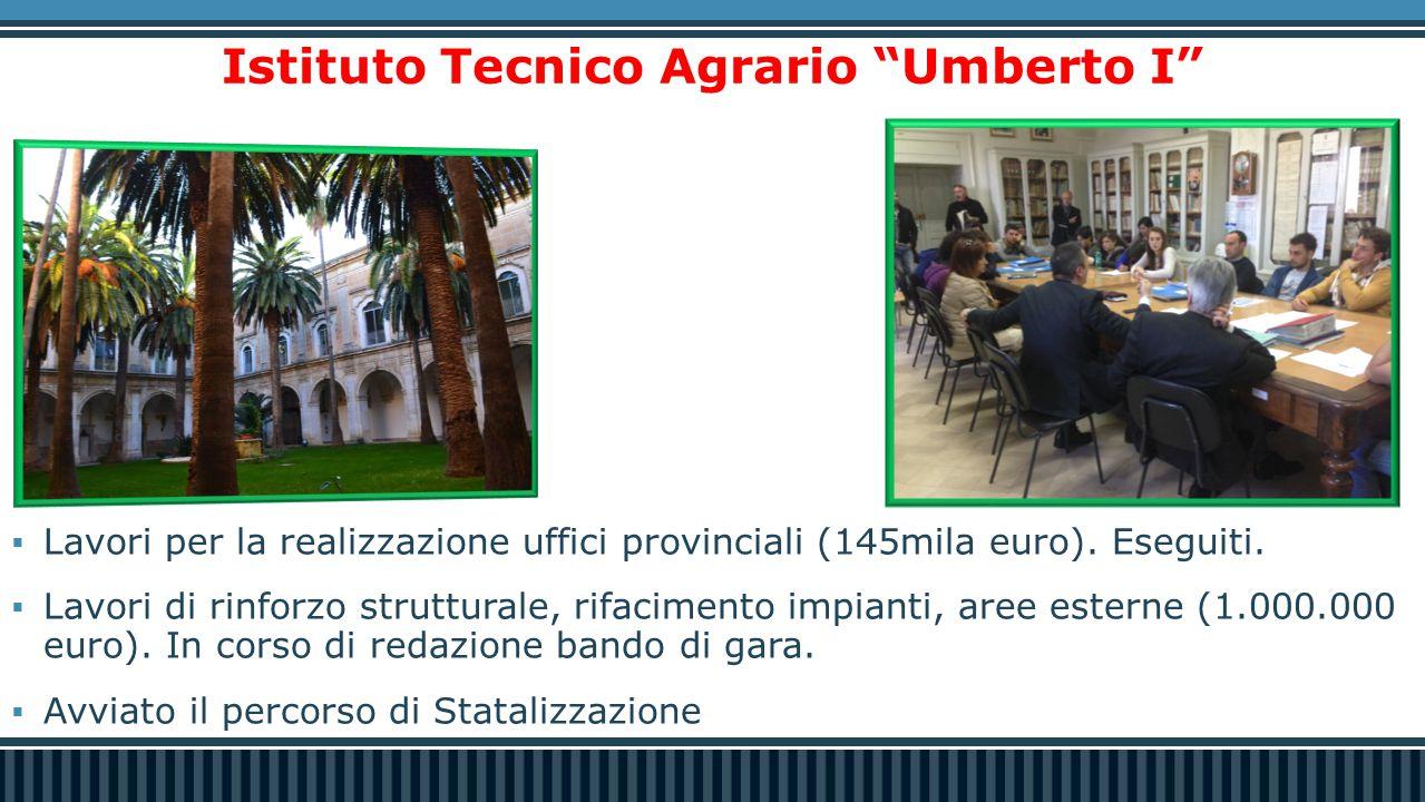 Istituto Tecnico Agrario Umberto I