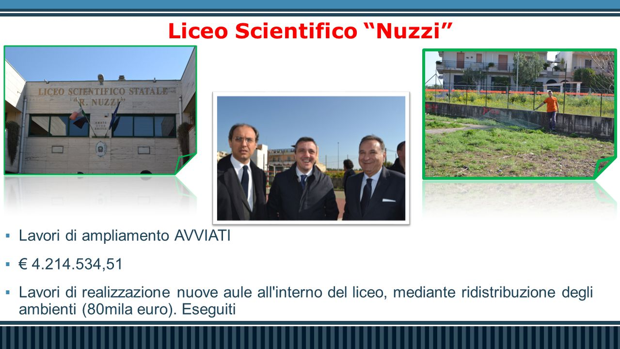 Liceo Scientifico Nuzzi