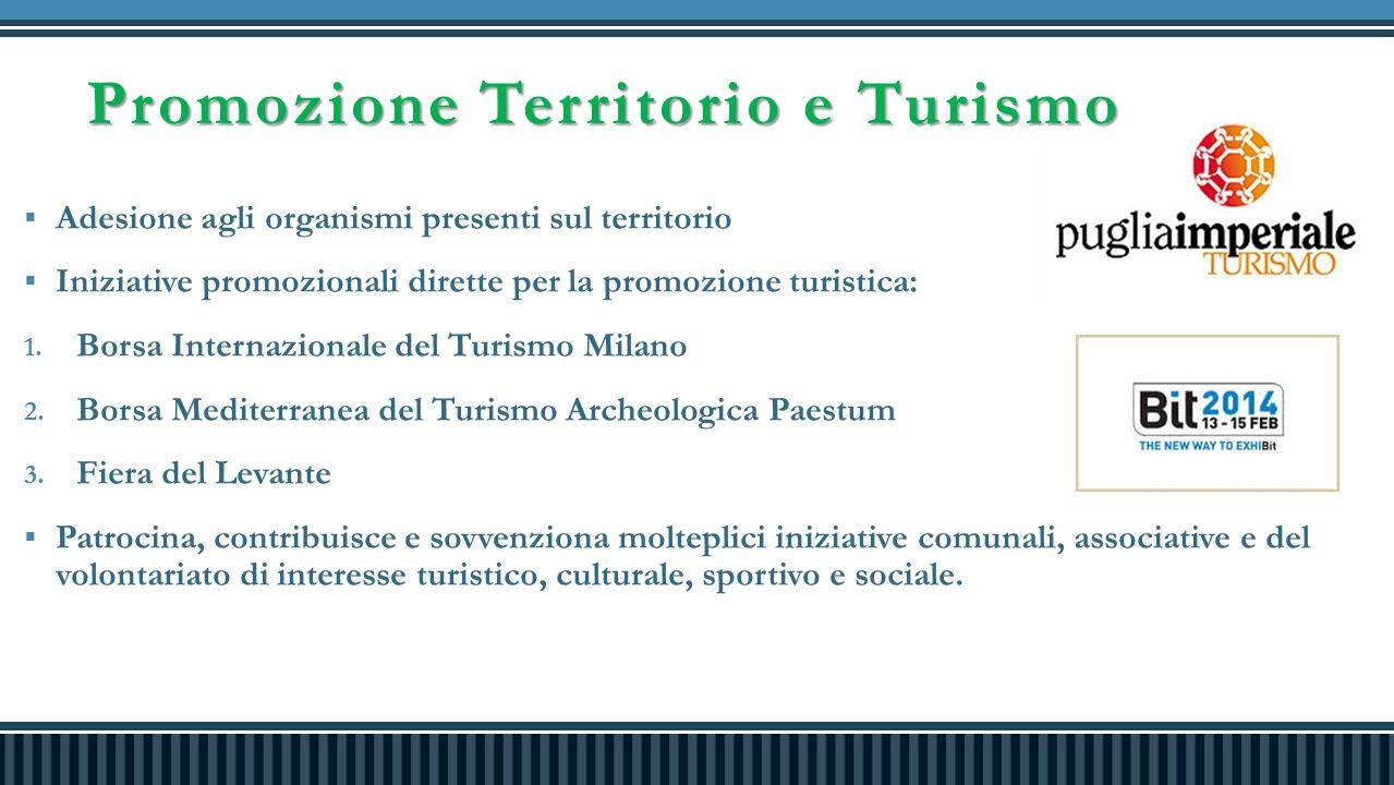 Promozione Territorio e Turismo