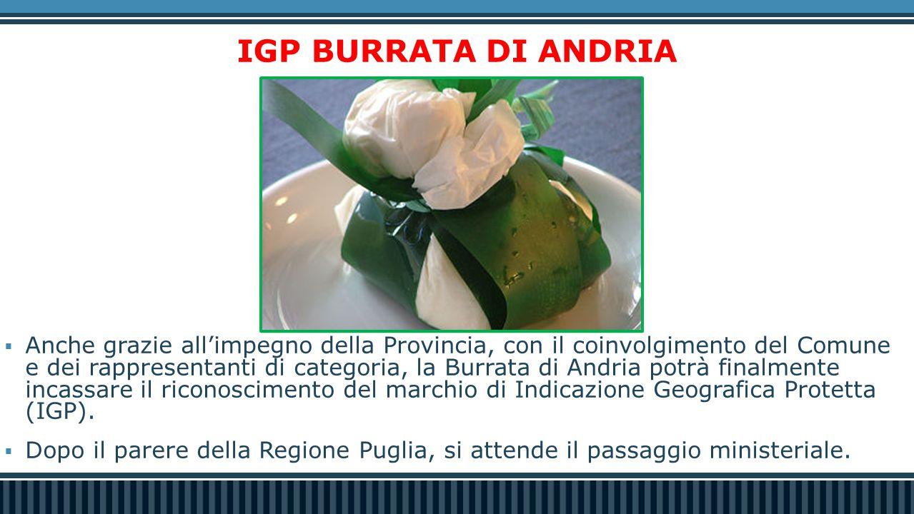IGP BURRATA DI ANDRIA