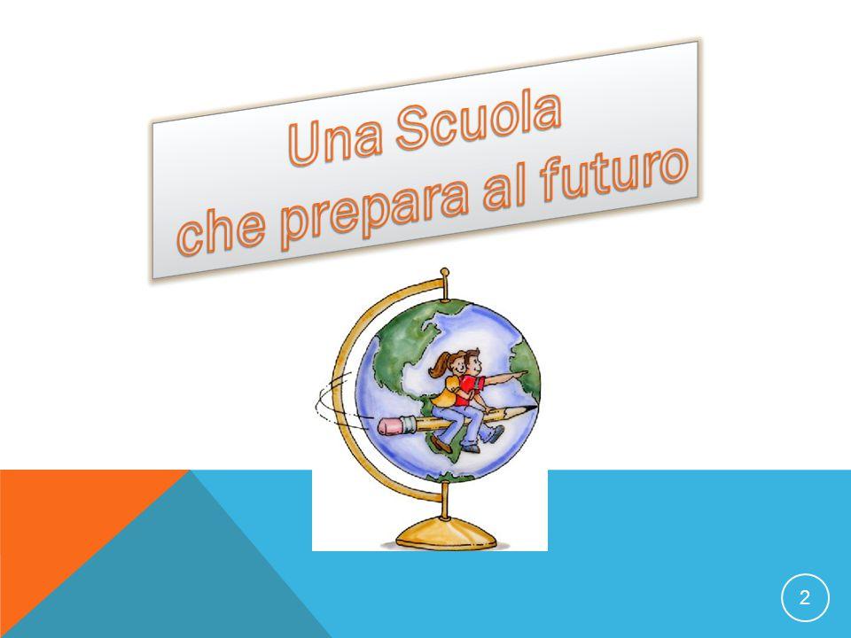 Una Scuola che prepara al futuro