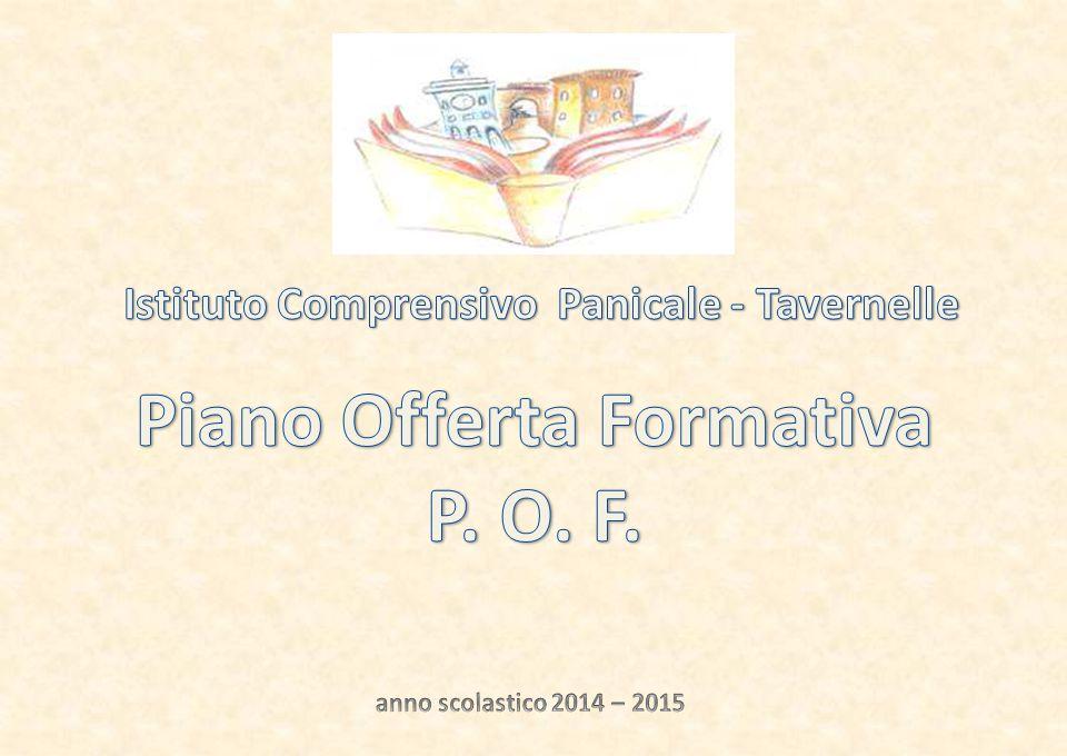 Istituto Comprensivo Panicale - Tavernelle Piano Offerta Formativa