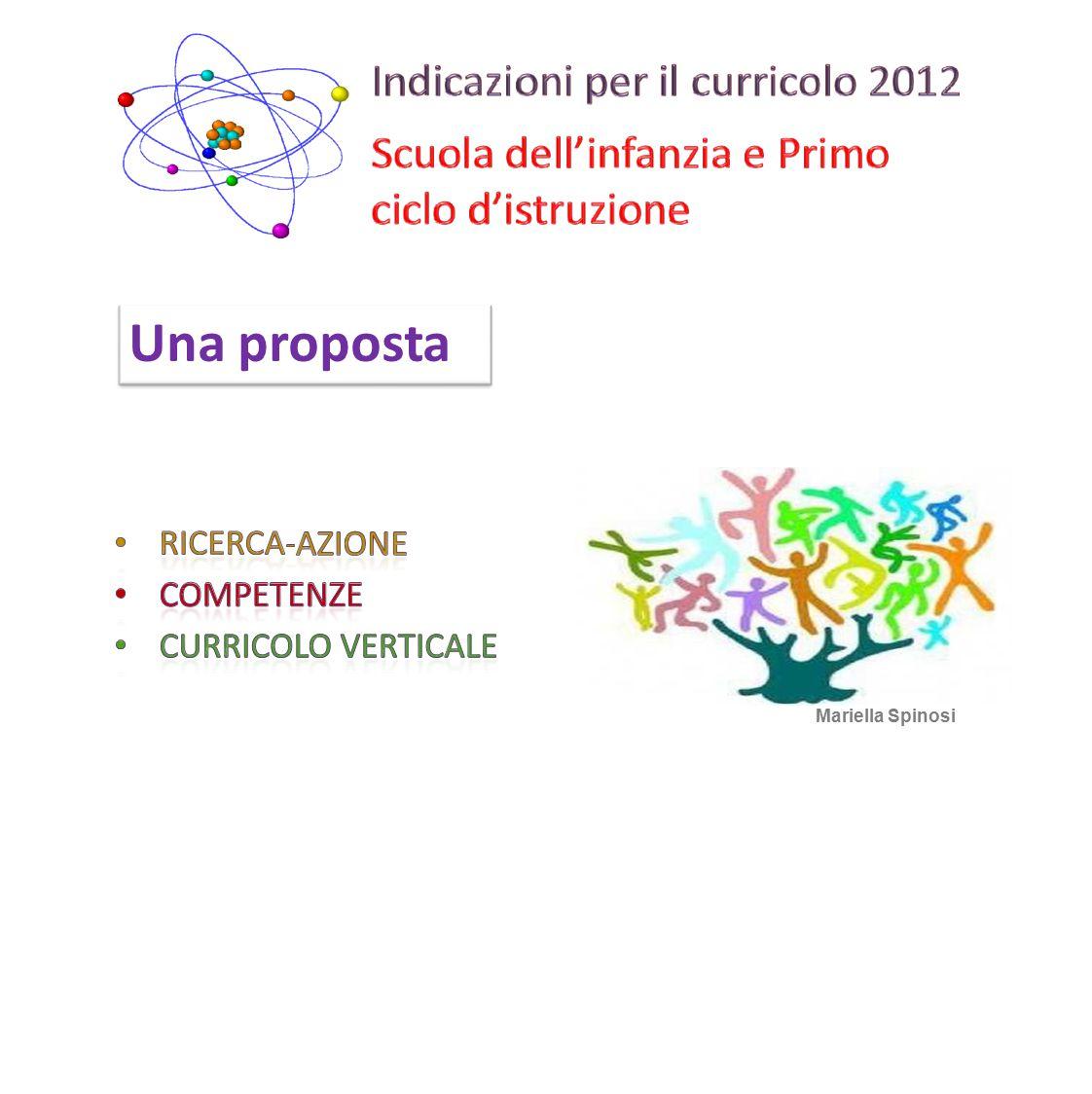 Una proposta Mariella Spinosi
