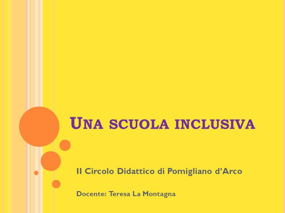 II Circolo Didattico di Pomigliano d'Arco Docente: Teresa La Montagna