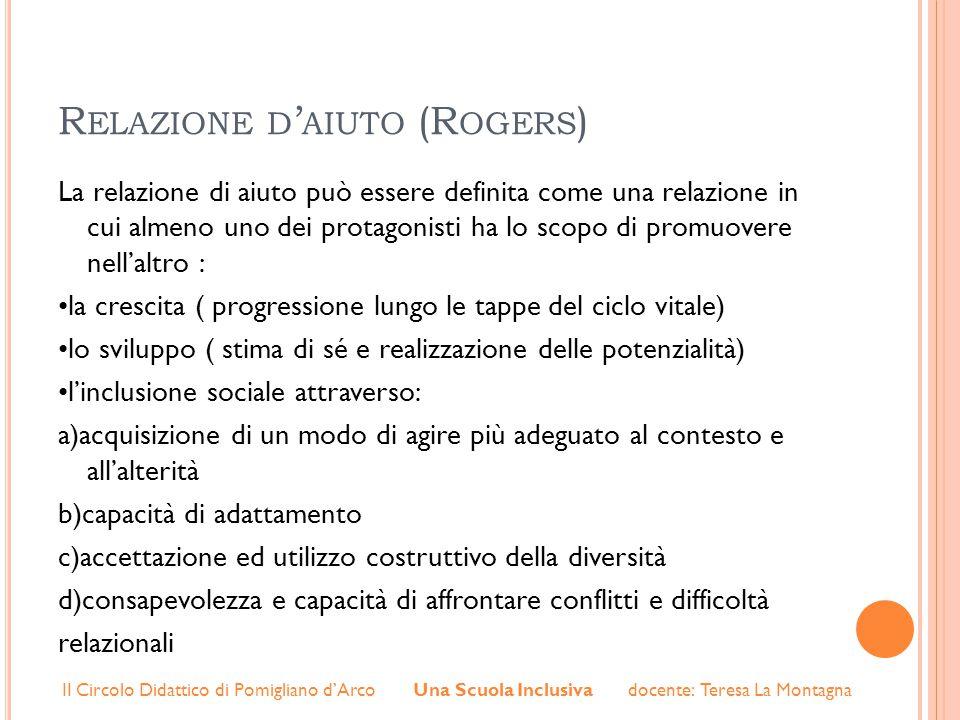 Relazione d'aiuto (Rogers)