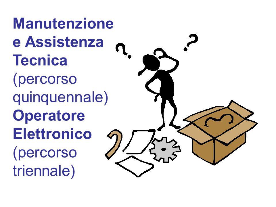 Manutenzione e Assistenza Tecnica (percorso quinquennale)