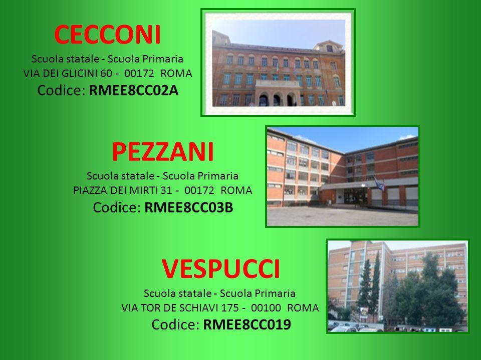 Scuola statale - Scuola Primaria VIA TOR DE SCHIAVI 175 - 00100 ROMA