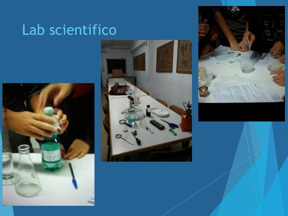 Lab scientifico