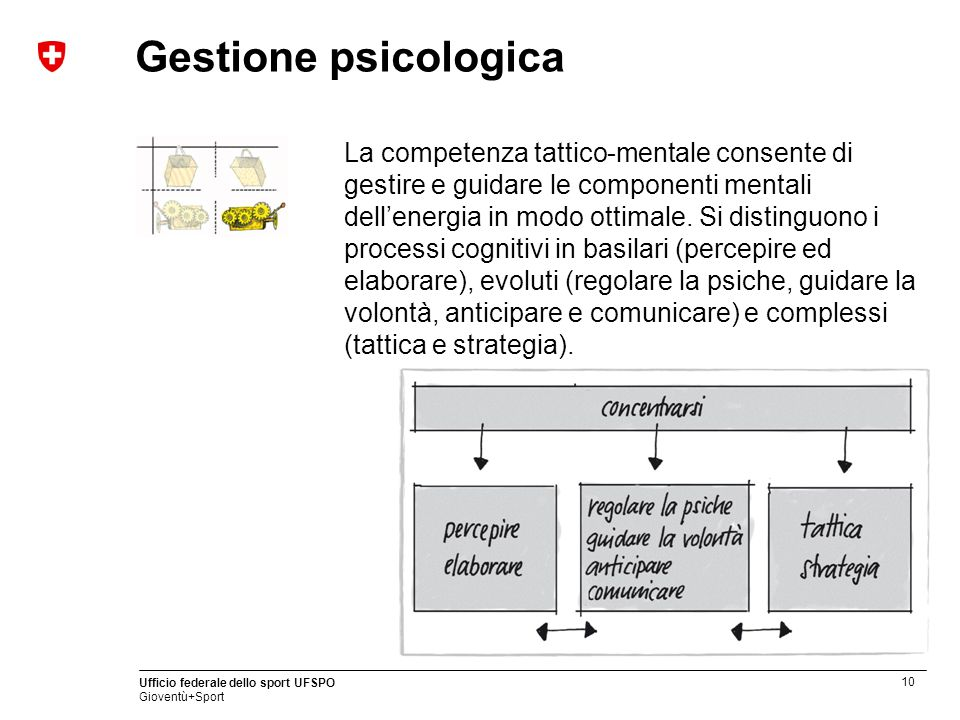 Gestione psicologica