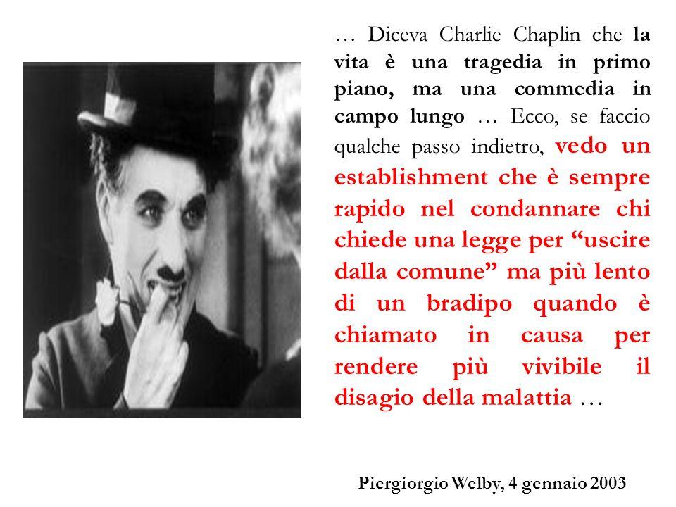 Piergiorgio Welby, 4 gennaio 2003