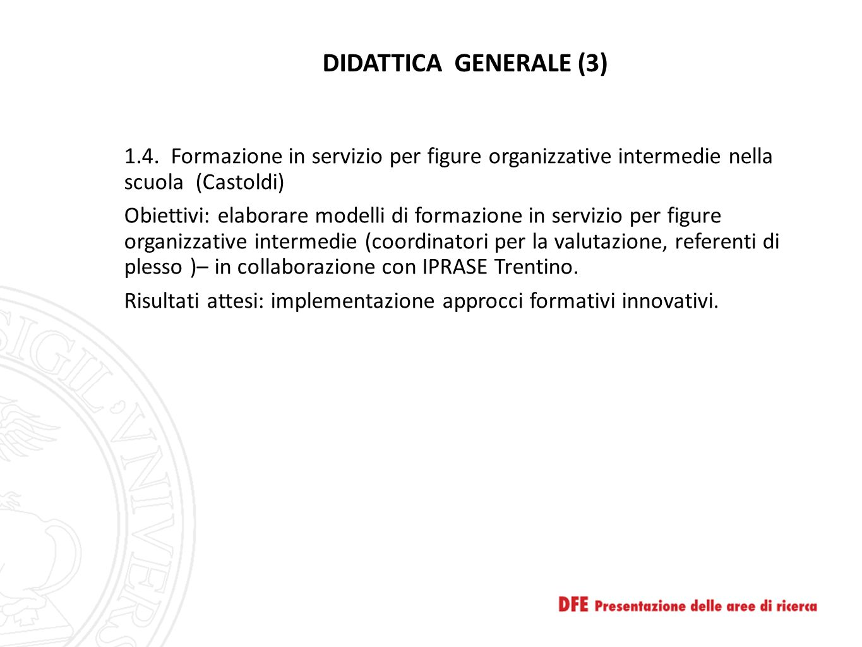 DIDATTICA GENERALE (3)