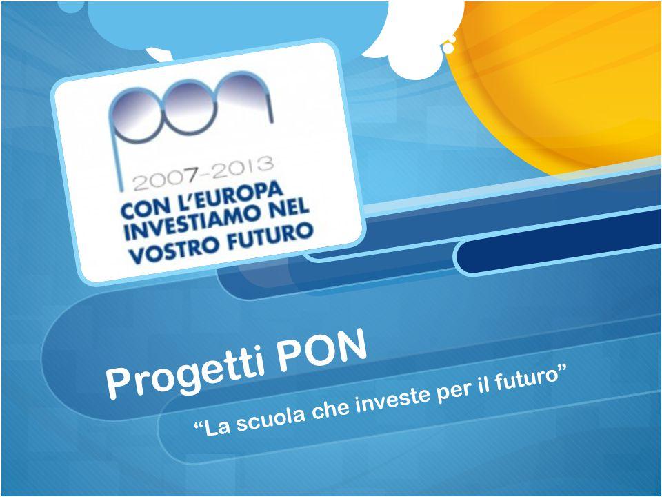 La scuola che investe per il futuro