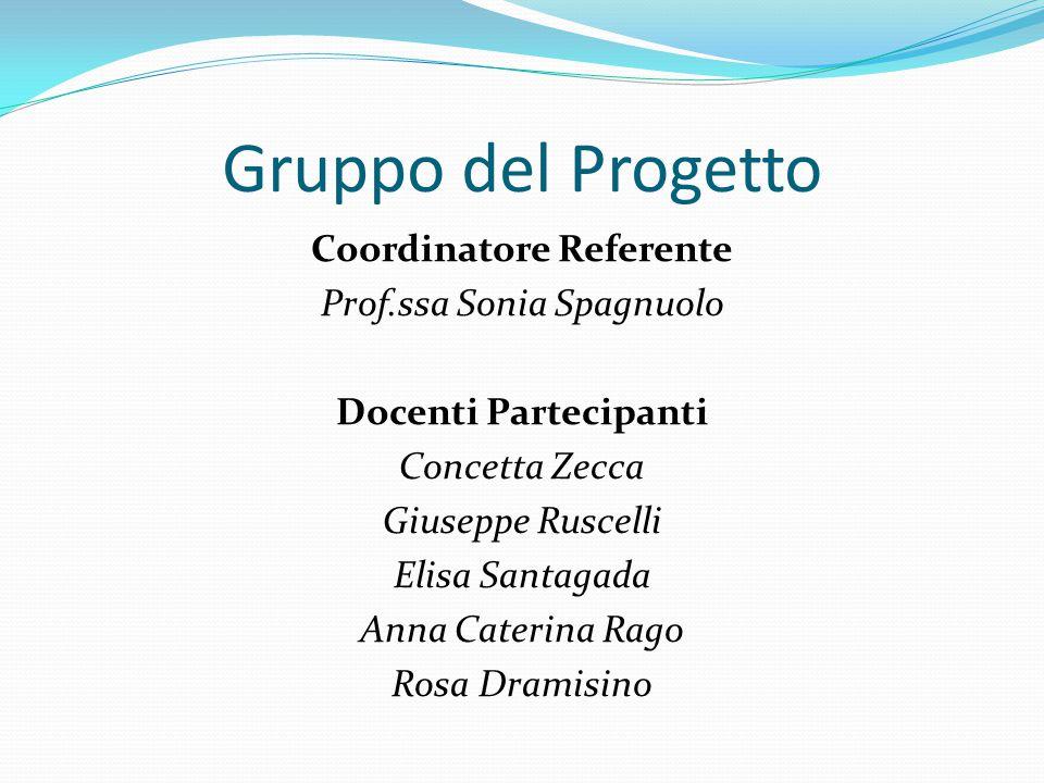 Gruppo del Progetto