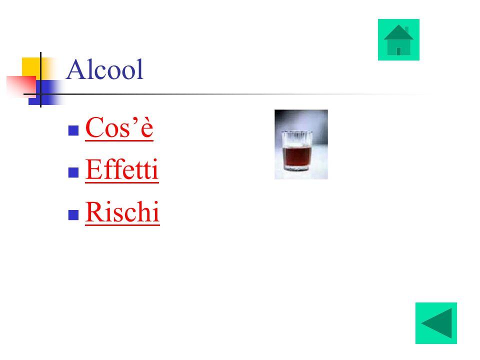Marco Volpi Alcool Cos'è Effetti Rischi