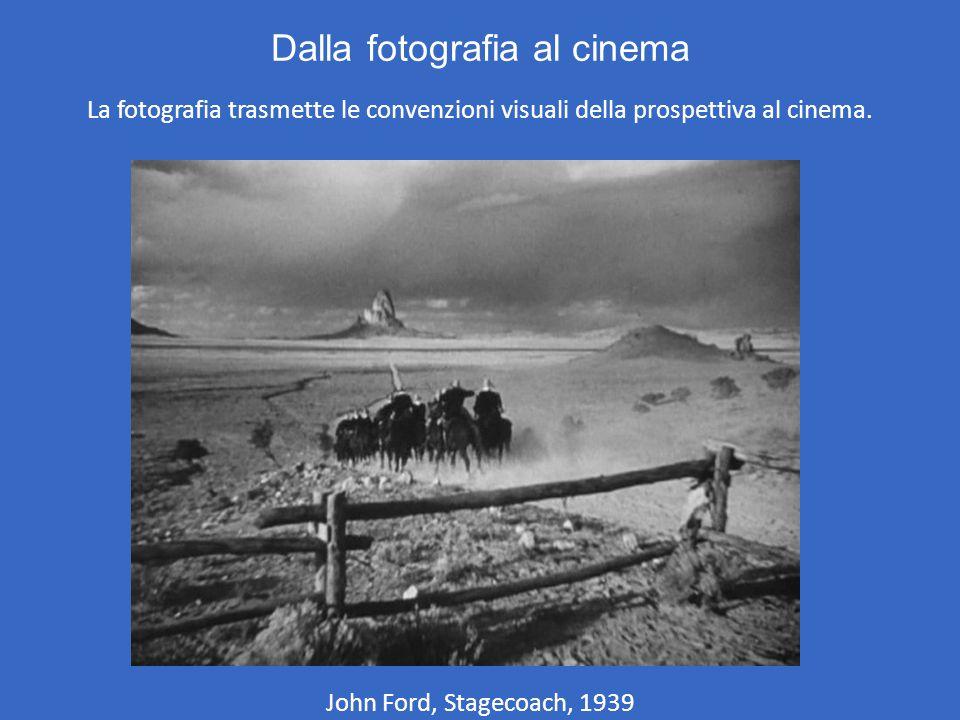 Dalla fotografia al cinema