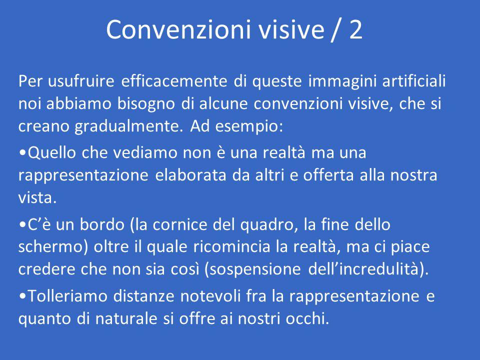 Convenzioni visive / 2