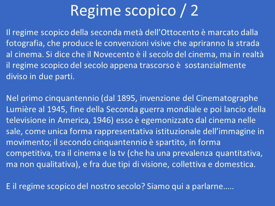 Regime scopico / 2