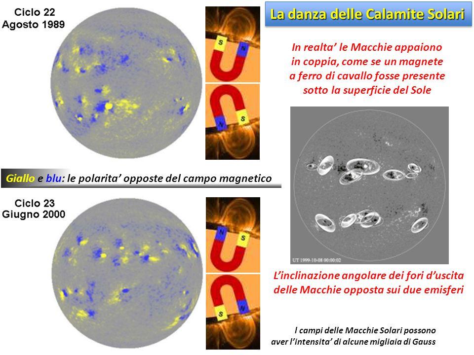La danza delle Calamite Solari