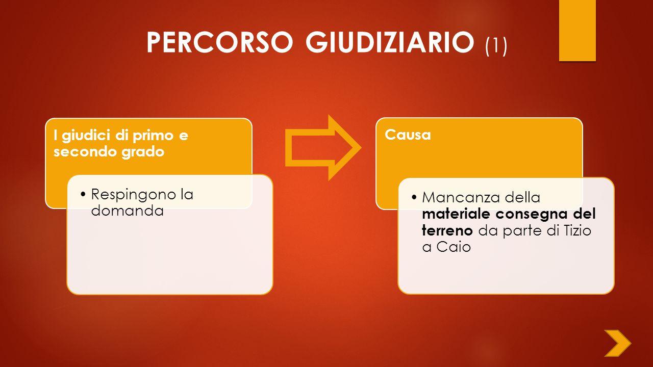 PERCORSO GIUDIZIARIO (1)
