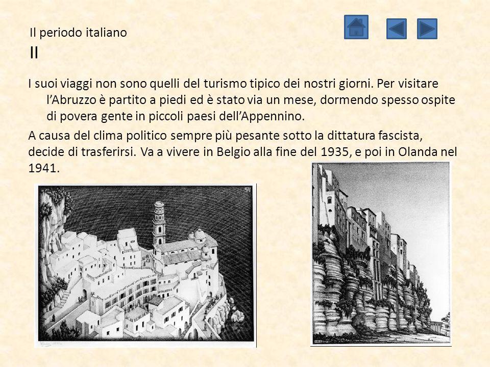 Il periodo italiano II