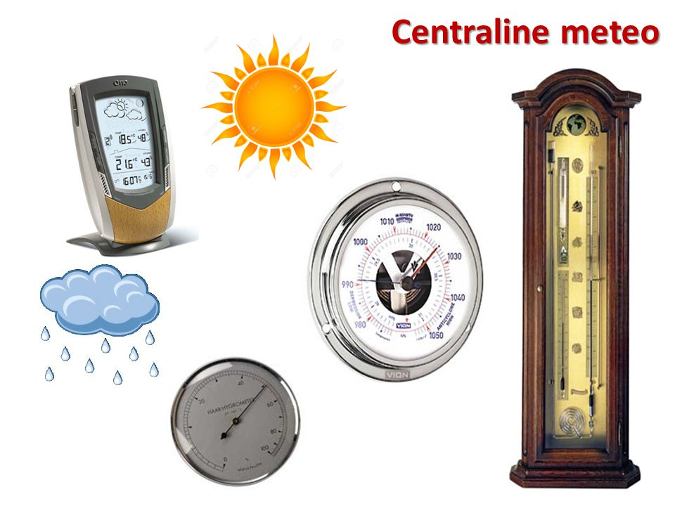 Centraline meteo