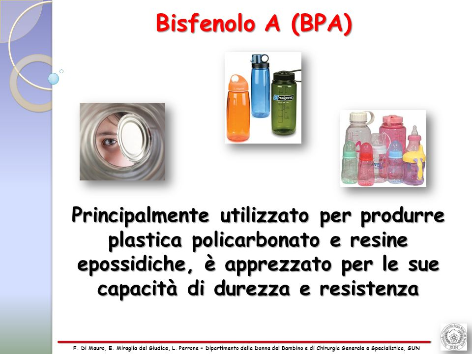Bisfenolo A (BPA)