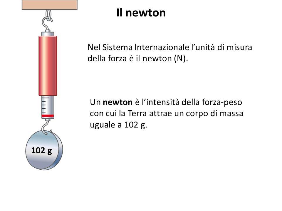 Il newton Nel Sistema Internazionale l'unità di misura