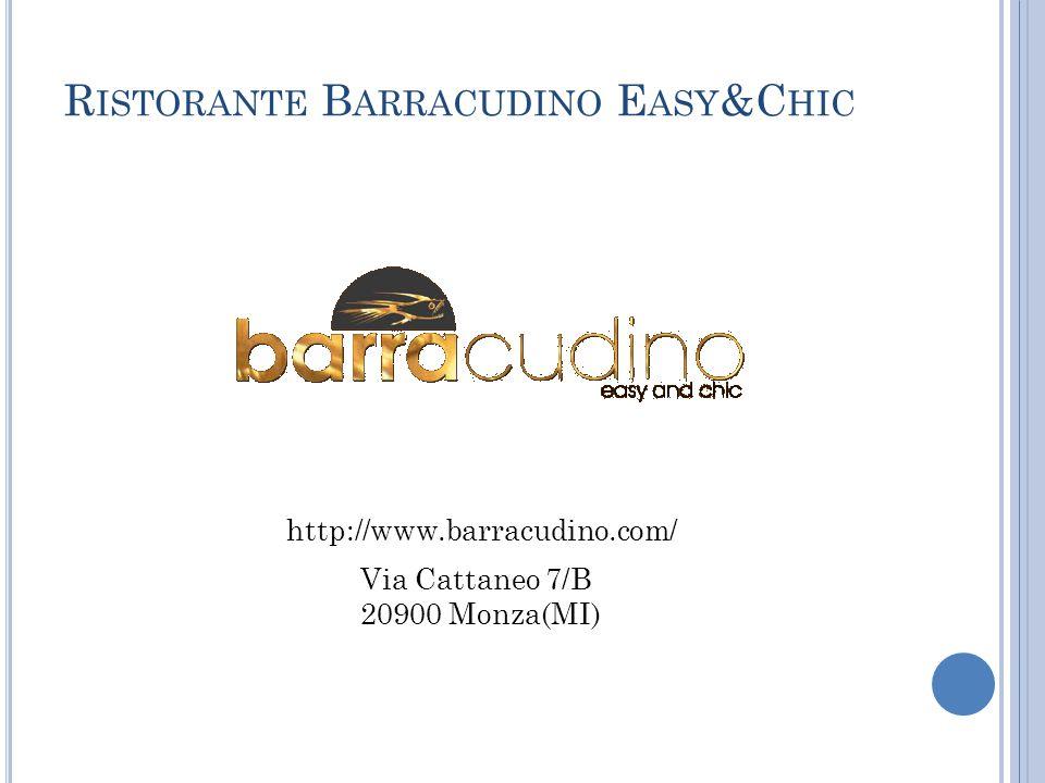 Ristorante Barracudino Easy&Chic
