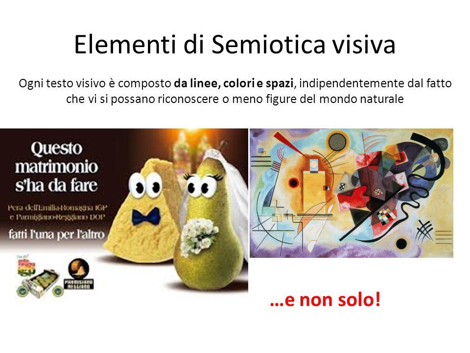 Elementi di Semiotica visiva