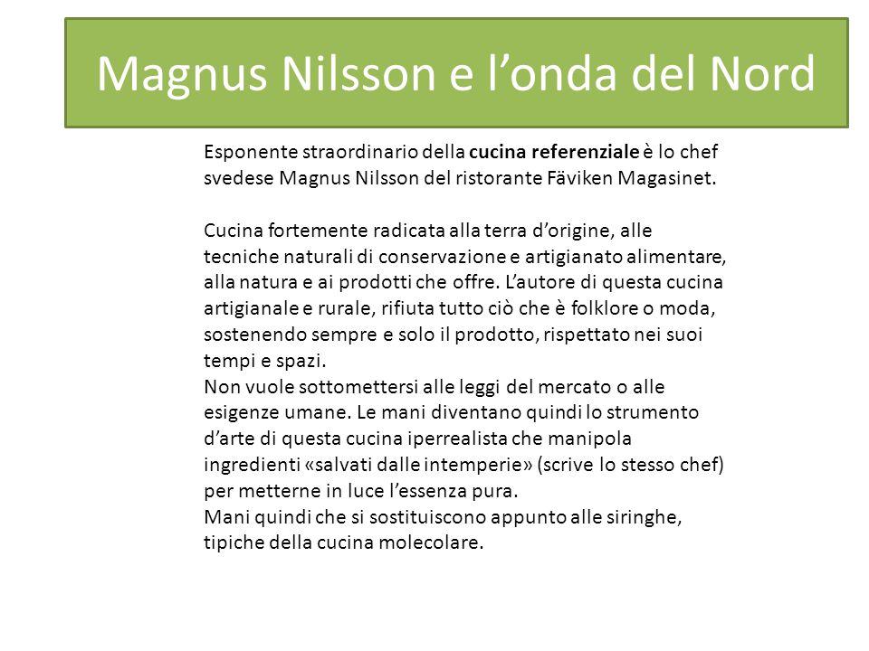 Magnus Nilsson e l'onda del Nord